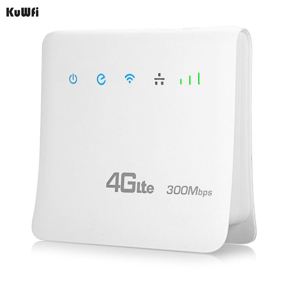 Debloque 300 Mbps Wifi Routeurs 4g Lte Cpe Routeur Mobile Avec Lan