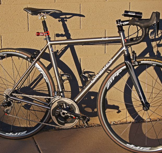 Lynskey S Viale Light Touring Review