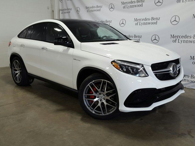 Mercedes Benz GLE 63 car rental