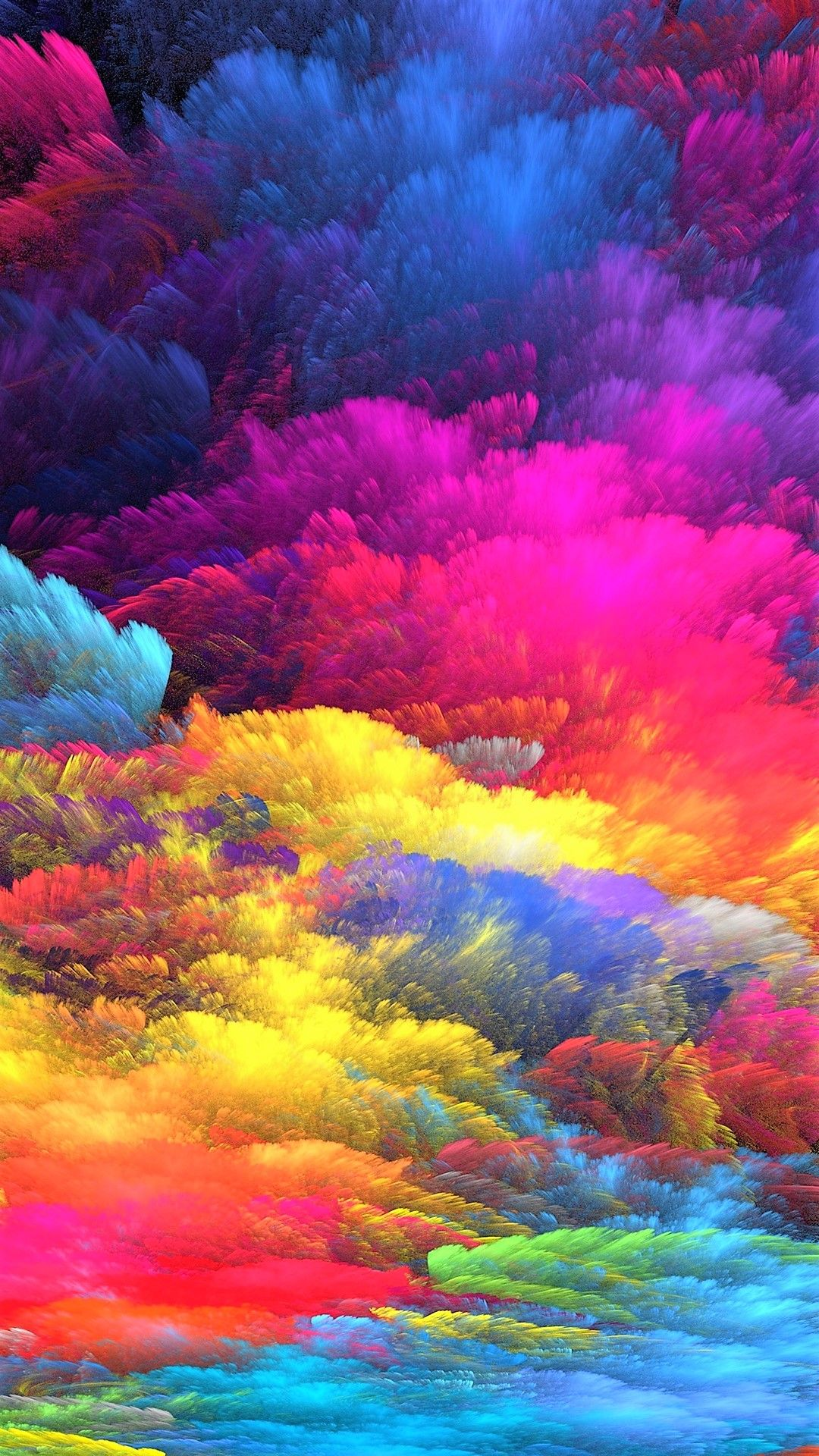 Color Explosion Apple iPhone 5s hd wallpapers available