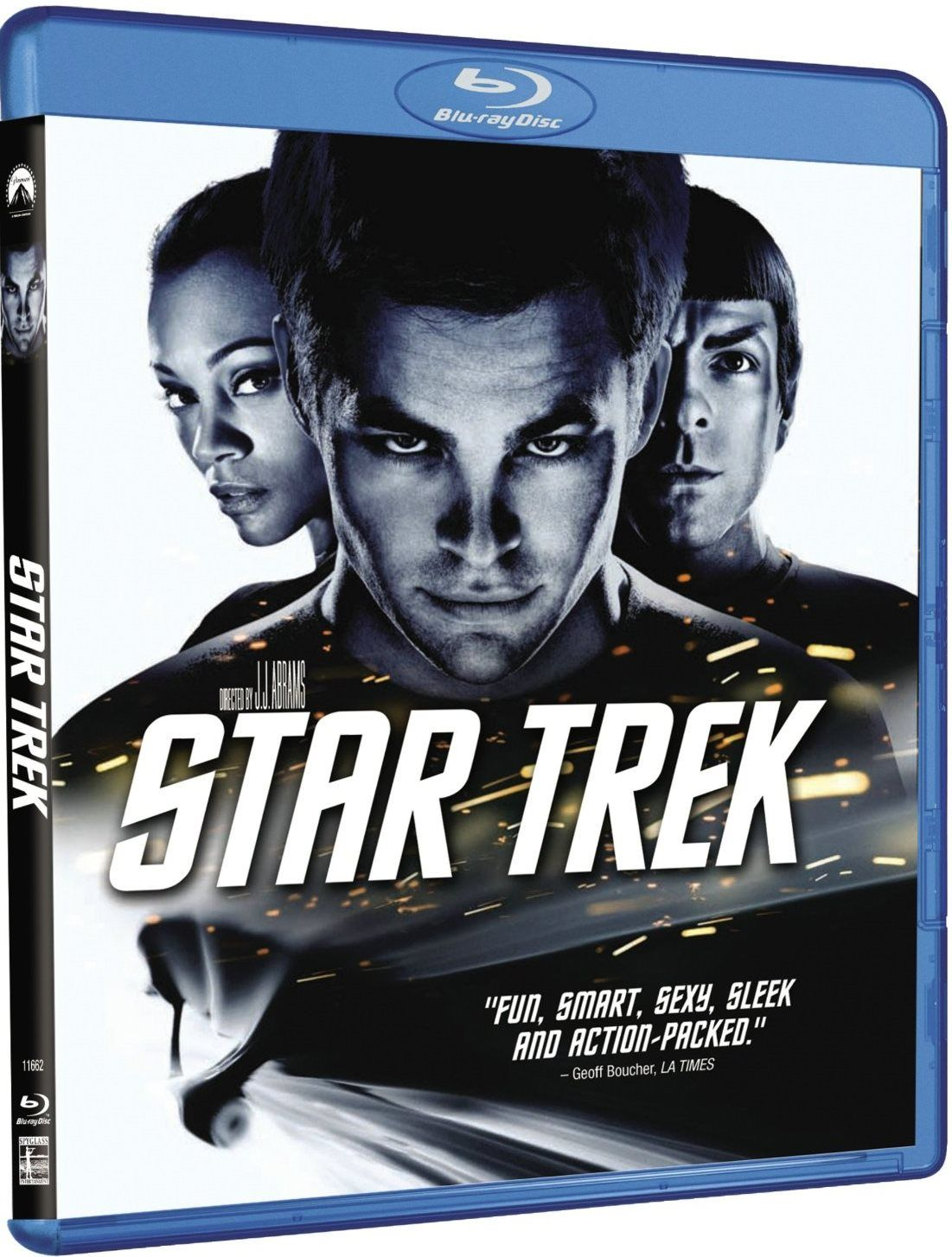 Star Trek 2009 Blu Ray Movie Review Star Trek 2009 Star Trek Movies Watch Star Trek