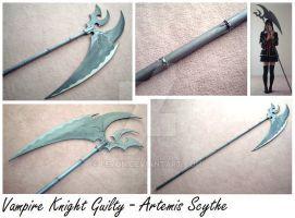 VKG - Artemis Scythe by Feyon
