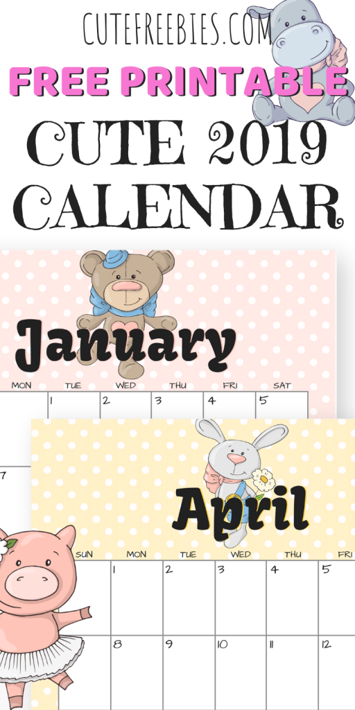 Monthly Planner Calendar January 2019, Week Starts On Sunday,.. Royalty  Free Cliparts, Vectors, And Stock Illustration. Image 111903410.
