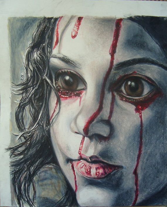 Let The Right On In Original Pencil Drawing Hand Made Drawing
