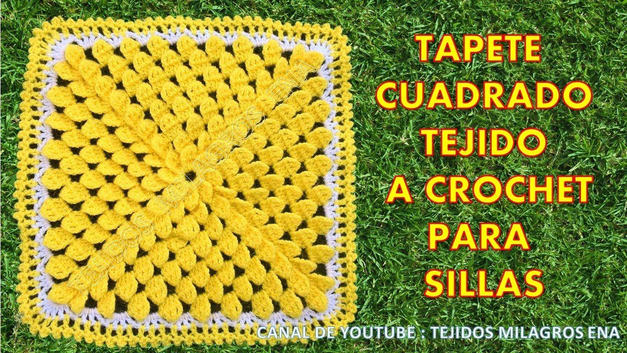Tapetes a crochet las manualidades tattoo design bild for Tapetes de crochet