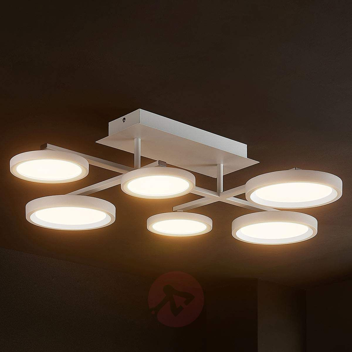Oświetlenie Sufitowe W Salonie Aranżacje Sklep Lampy