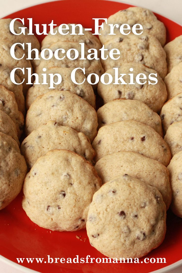Many people can not resist a good chocolate chip cookie!  We developed a delicious gluten-free option that is sure to please the whole family.