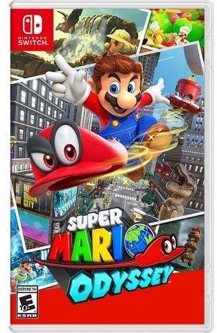 Super Mario Odyssey Nintendo Switch In 2021 Super Mario Sunshine Nintendo Switch Games Nintendo Switch Super Mario