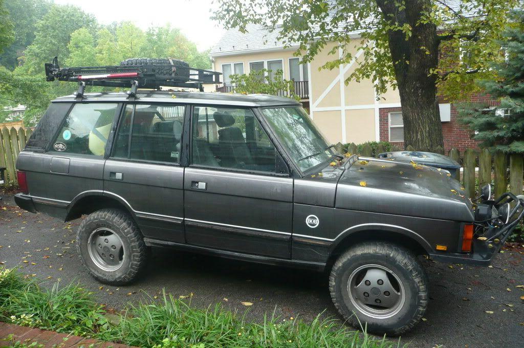 Range Rover Classic + Havoc 18 Build | Range Rover Classic