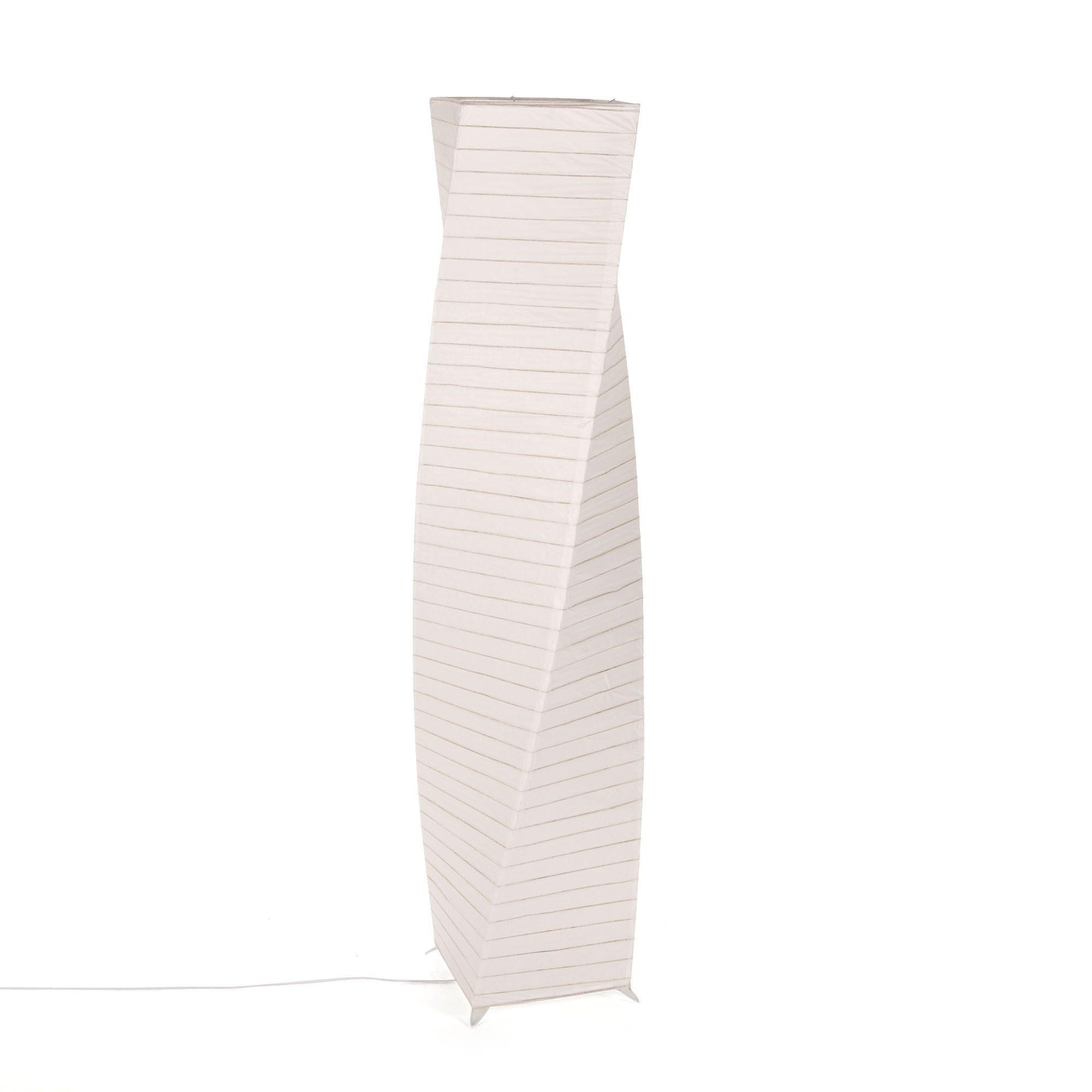 colonne lumineuse blanc zip les lampadaires luminaires salon et salle manger. Black Bedroom Furniture Sets. Home Design Ideas