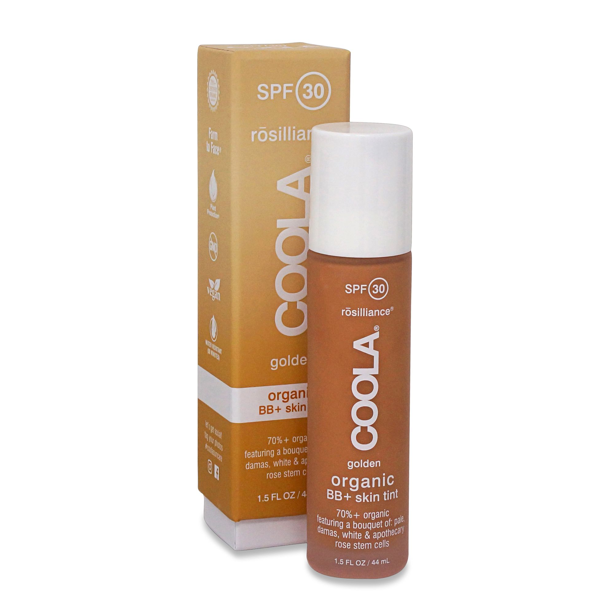 Free 2-day shipping on qualified orders over $35. Buy COOLA Rosilliance SPF 30 BB+ Cream Golden 1.5Oz at Walmart.com