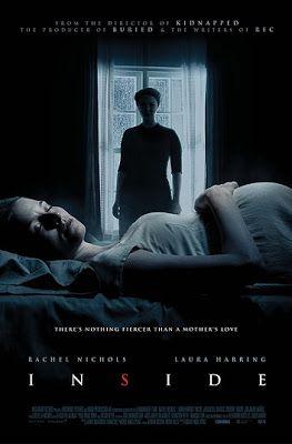 Terror En El Cine Inside Trailer 2018 Rachel Nichols Thriller Movie Horror Movie Posters