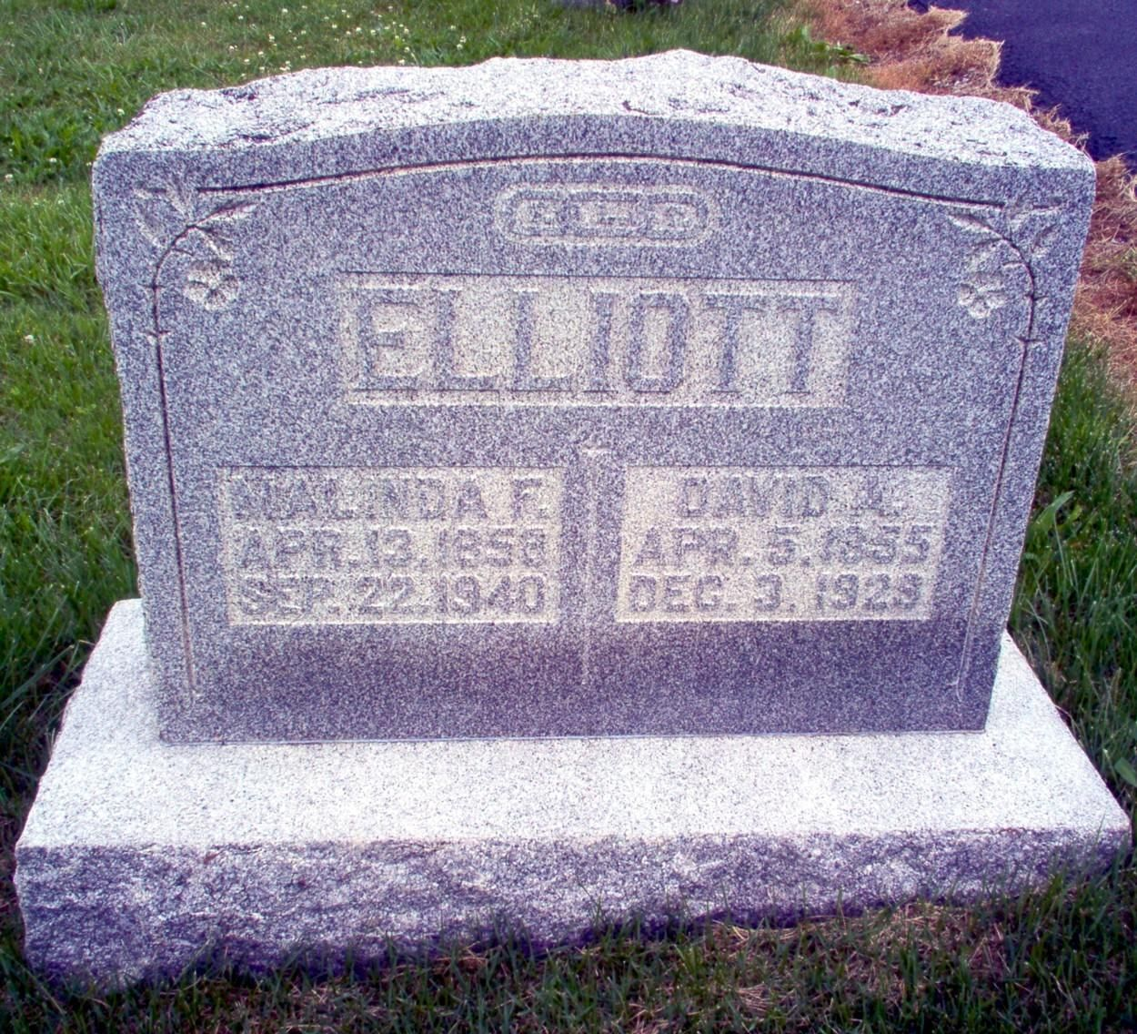 David A Elliott Elliott David Cottage Grove
