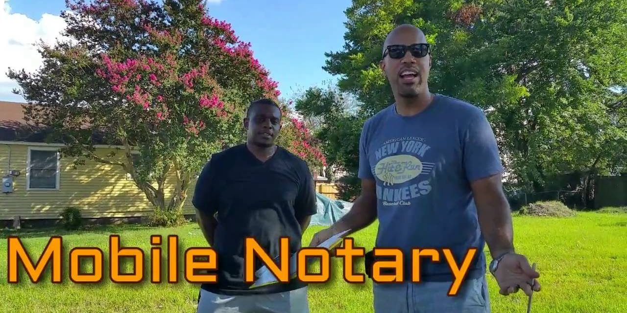 Have you been considering starting a mobile notary