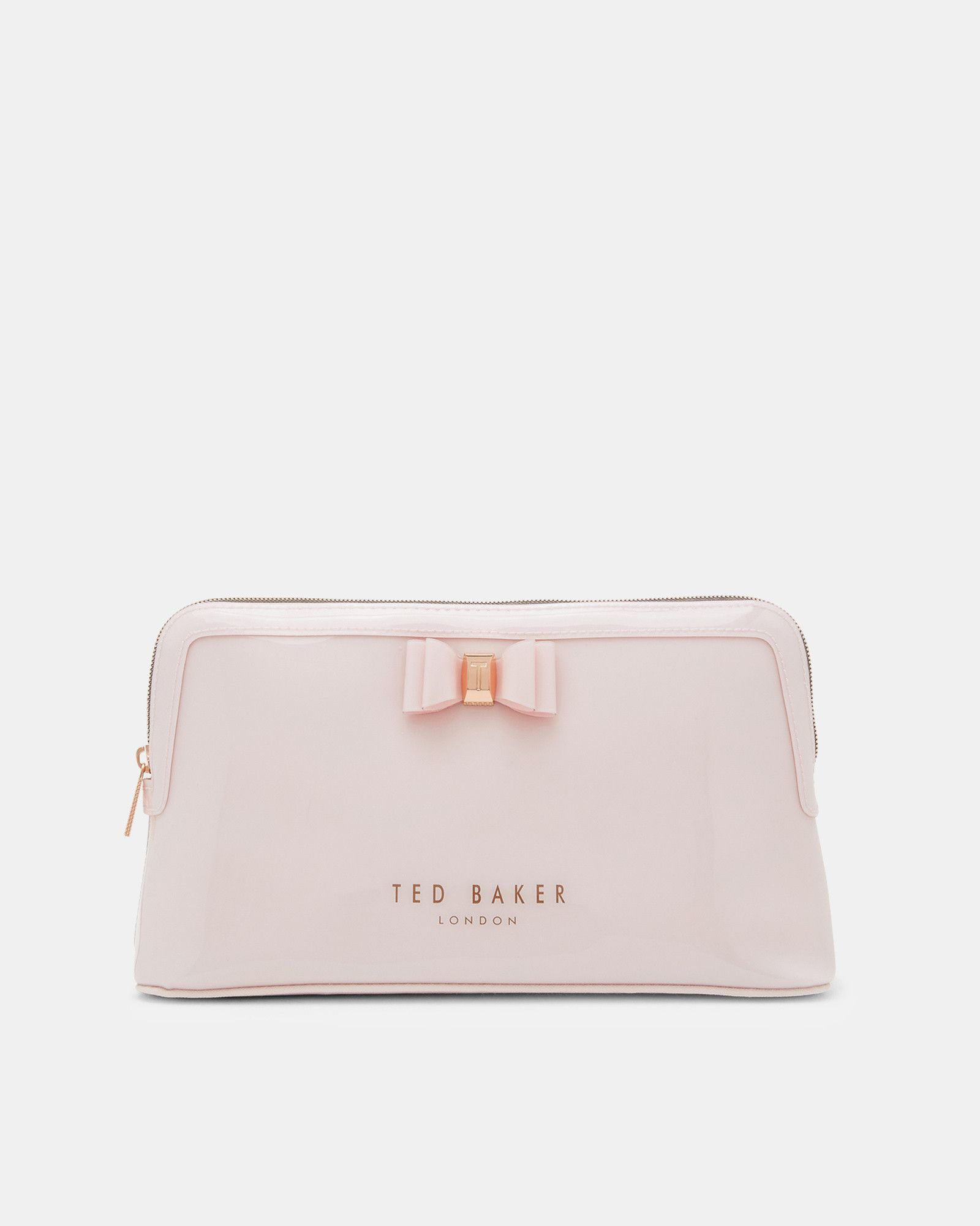 84a663fc1fb969 Ted Baker Bow detail large wash bag