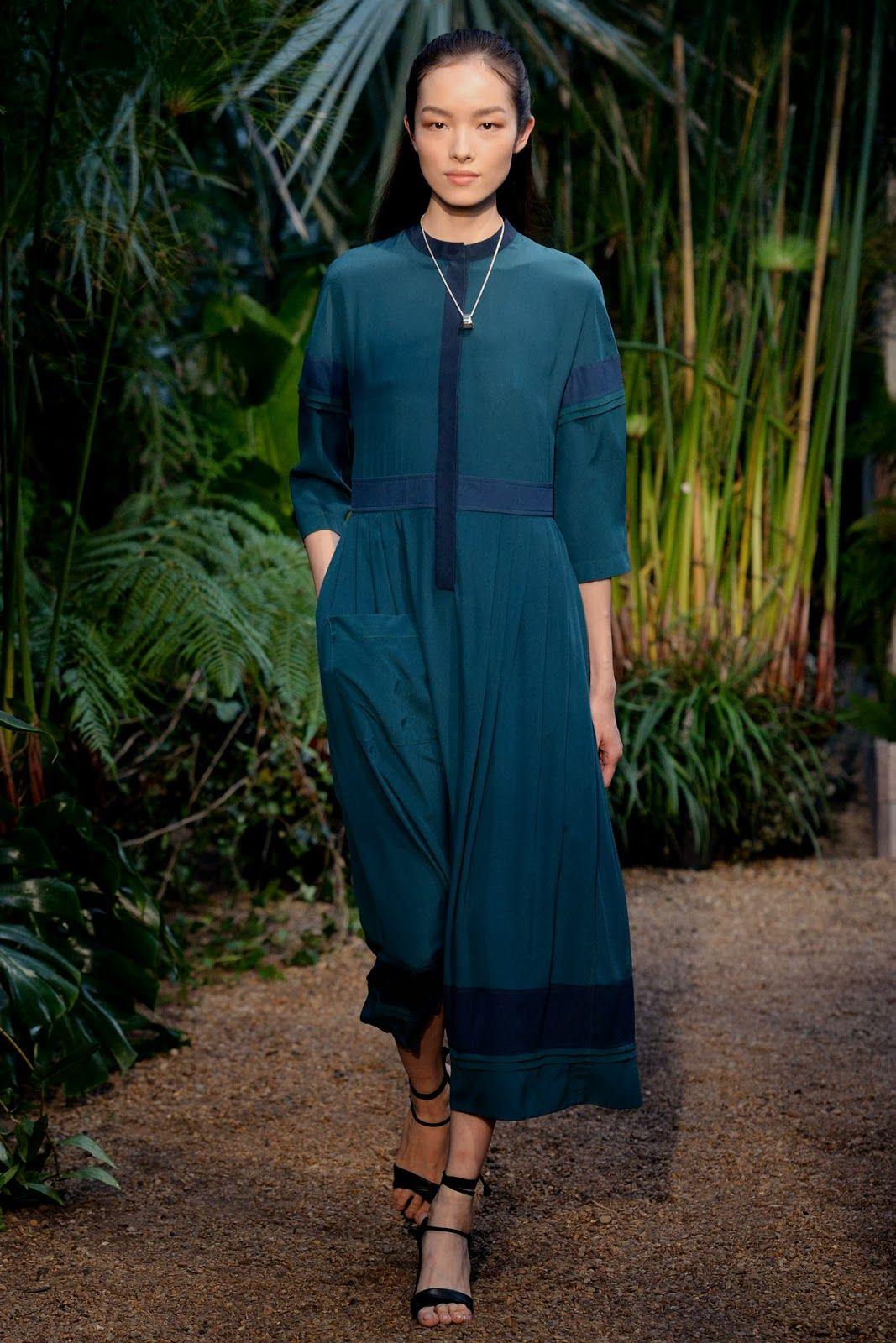 visual optimism; fashion editorials, shows, campaigns & more!: #hermès s/s 14 #paris