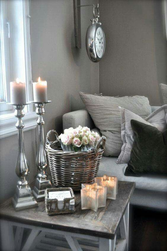 House · Grey GooseHouse DecorationsSilver DecorationsDecoration SalonSilver  ...
