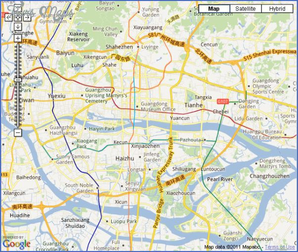 china road map in english Shenzhen Road Map In English Map Shenzhen Roadmap china road map in english