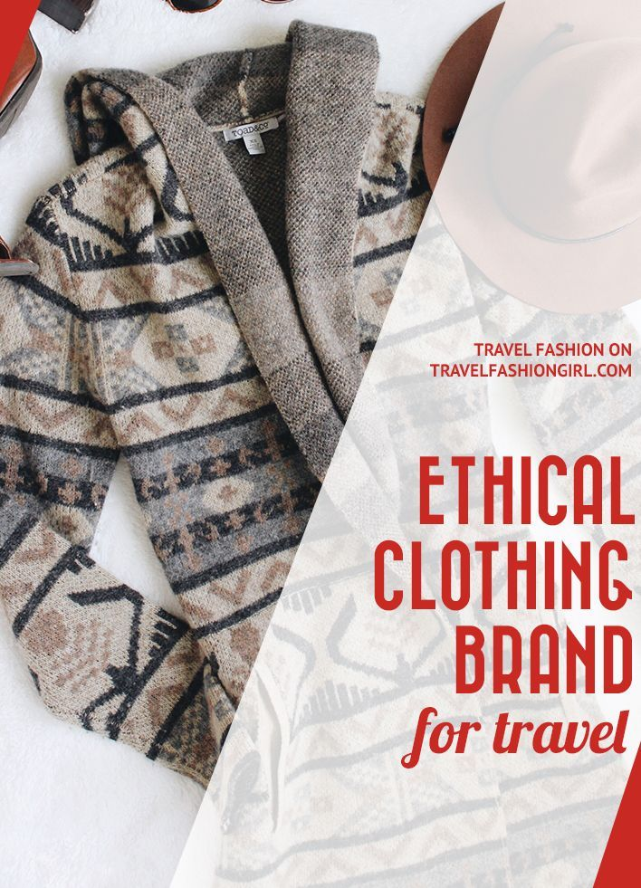 You'll Love Wearing this Ethical Clothing Brand for Travel is part of Clothes Winter Travel - Want sustainable fashion for home and travel  Meet Toad&Co, the ethical clothing brand that makes clothing that looks good, feels good, and travels great!