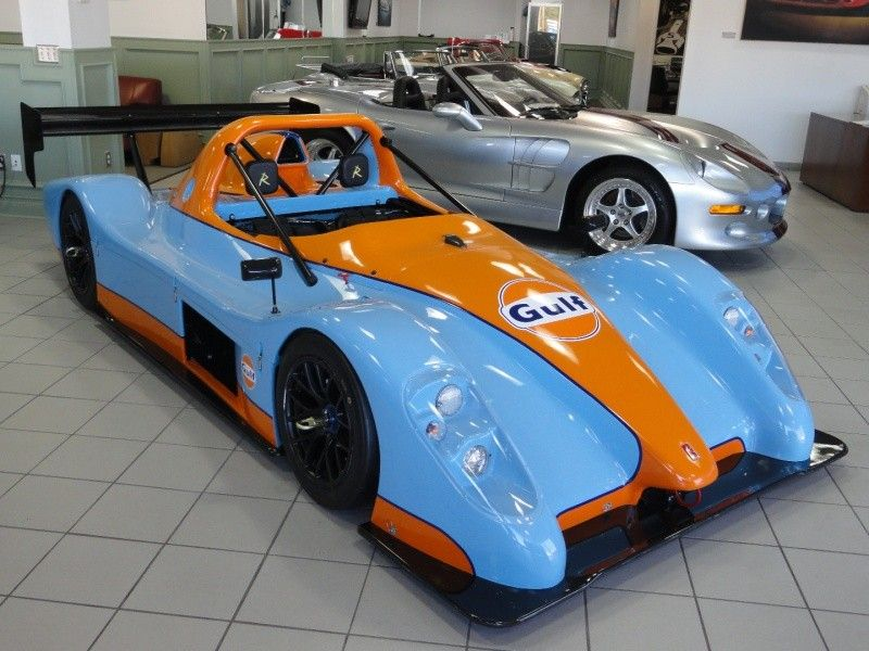 The Radical SR3 Track Day Car. Because there are few better ways to ...