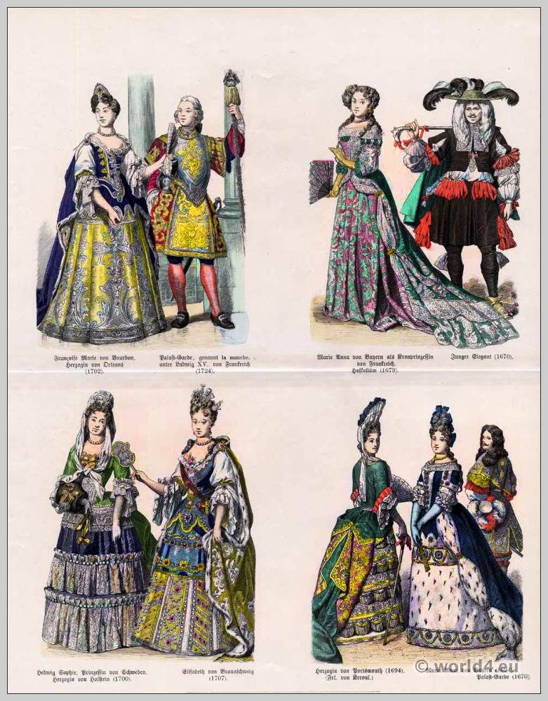 The History Of Costumes From Ancient Until 19th C Baroque Fashion Ancient Greek Clothing Ancient Rome Clothing