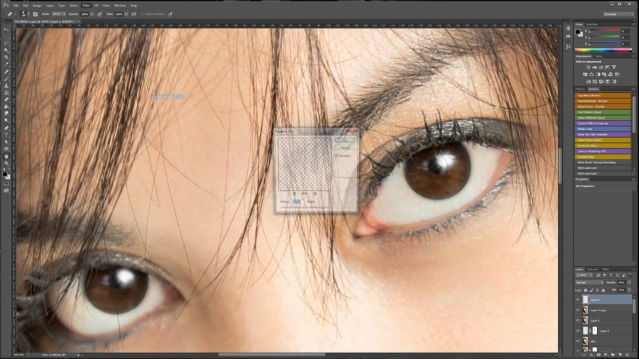How to retouch eyes in photoshop complete guide photoshop how to retouch eyes in photoshop complete guide baditri Choice Image