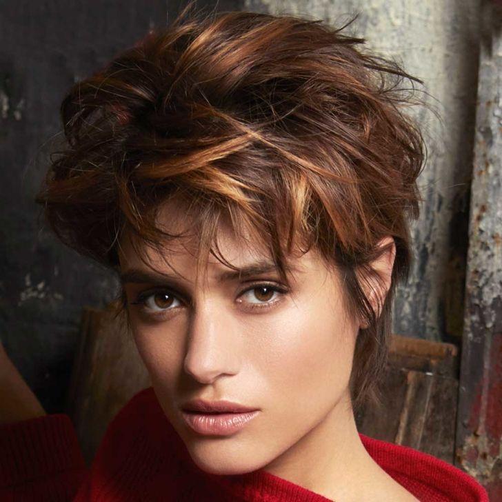 Tagli capelli medi inverno 2020: tendenze in 100 foto (con ...