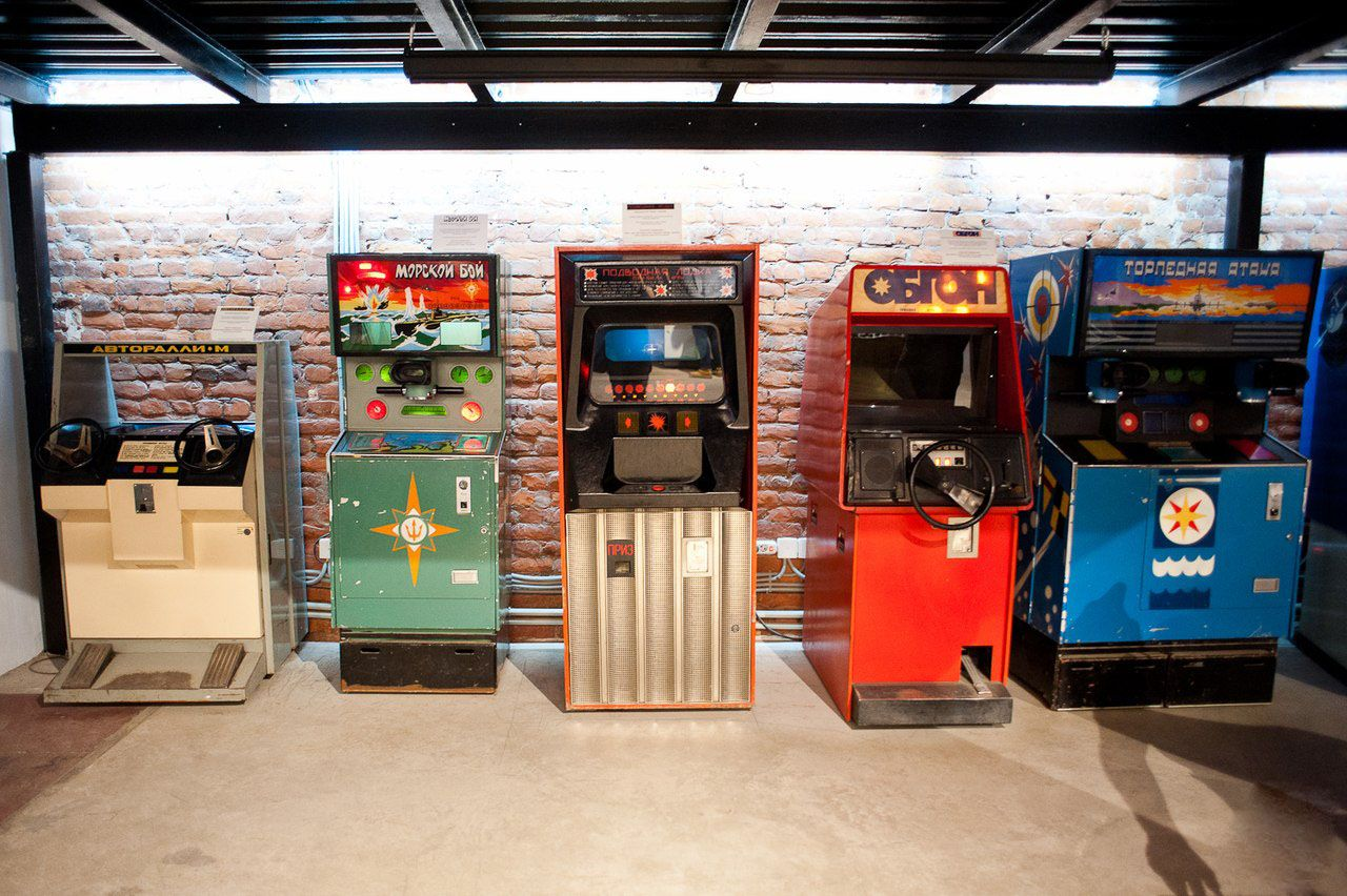 Игровые автоматы простые