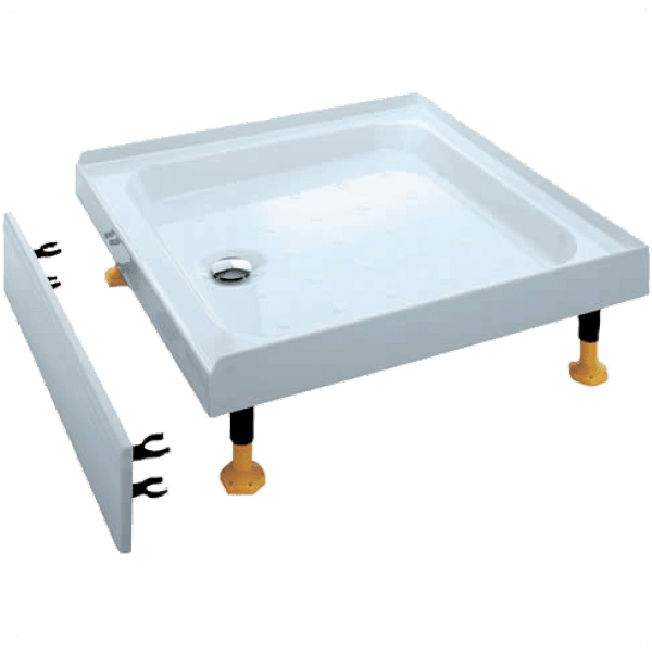 Coram Coratech Shower Tray 760 X 760mm For Alcove Shower Tray Shower Enclosure Shower