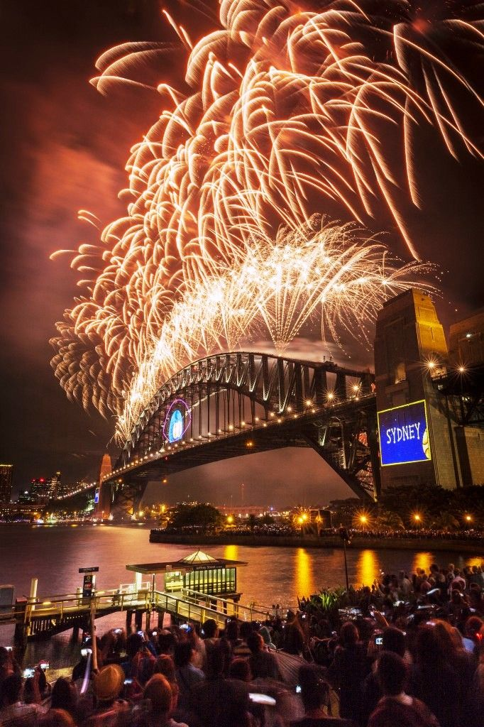 Travel New Year's Eve in Sydney Sydney new years eve