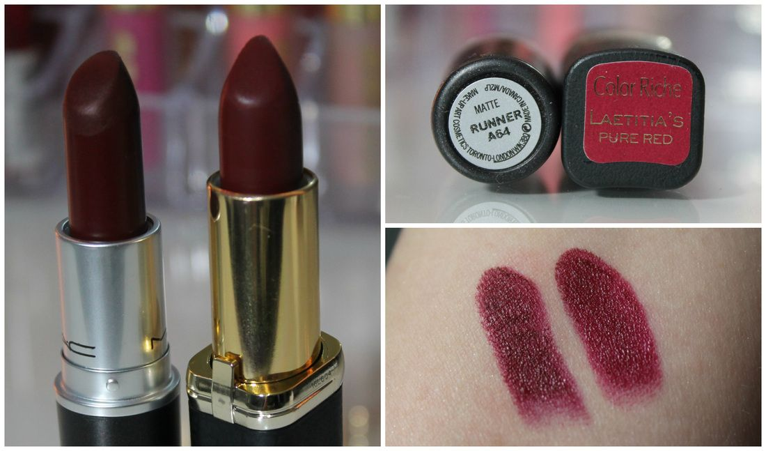 Dupe Alert! MAC Party Parrot and Maybelline Shocking Coral