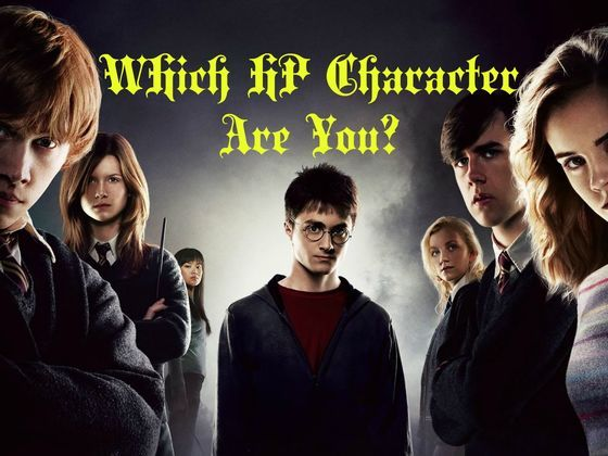 In this quiz you will find out what Harry Potter character you are most like! Are you brave like Harry or smart like Hermione? Are you quirky like Luna or devious like Malfoy? Take this quiz to find out!