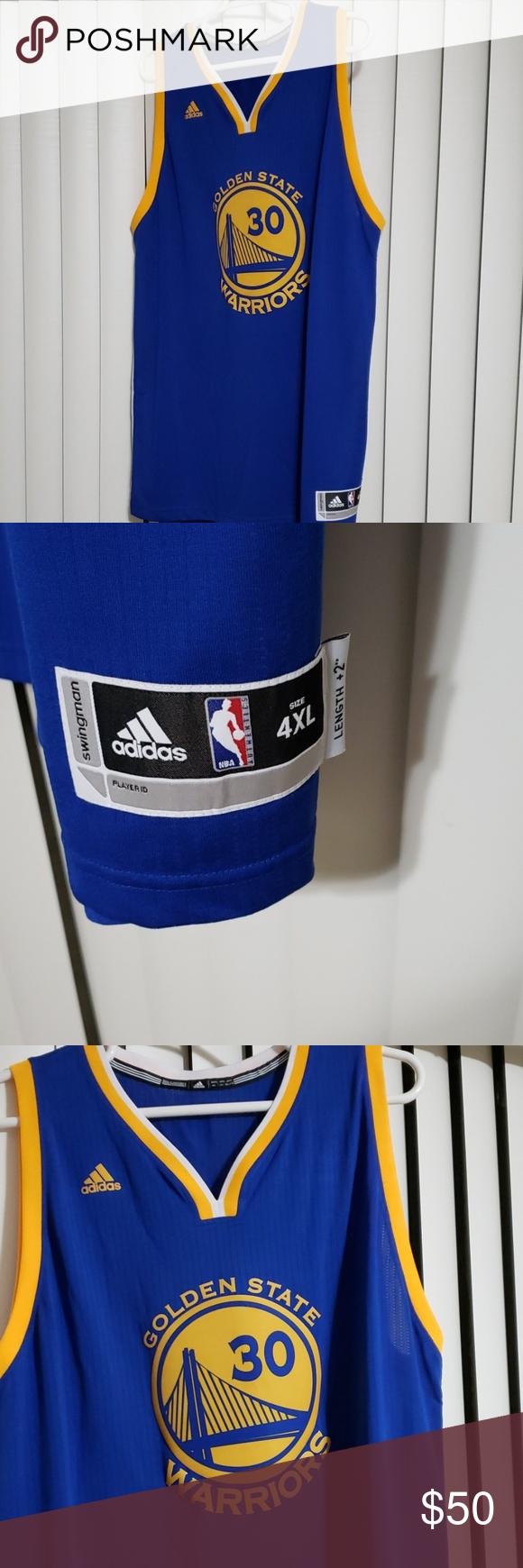 d9f38086dfa749 NBA Jersey Golden State Warriors Stephen Curry Brand new never worn NBA  Stephen Curry Golden State