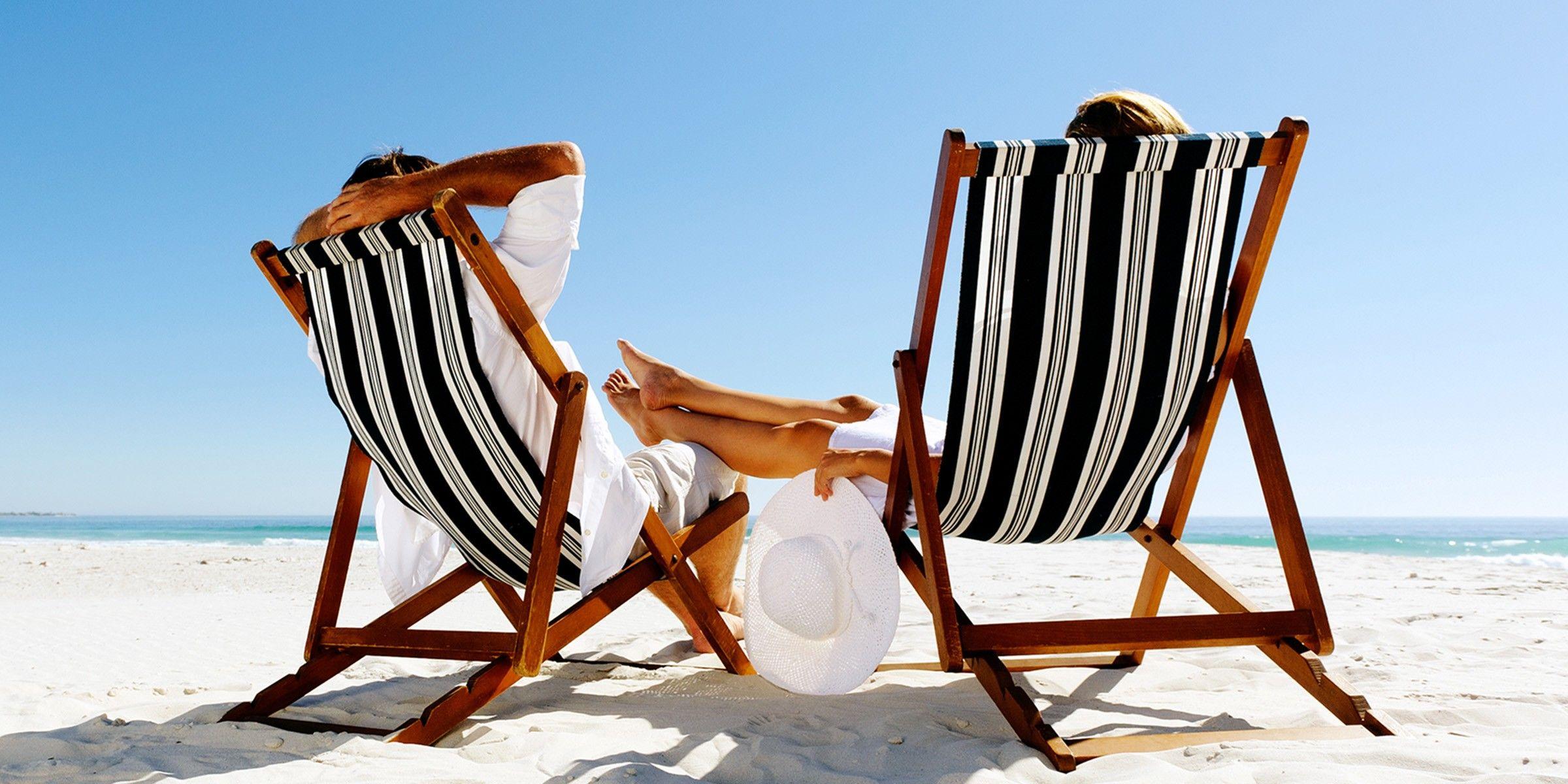 Beautiful iPhone Beach Chair