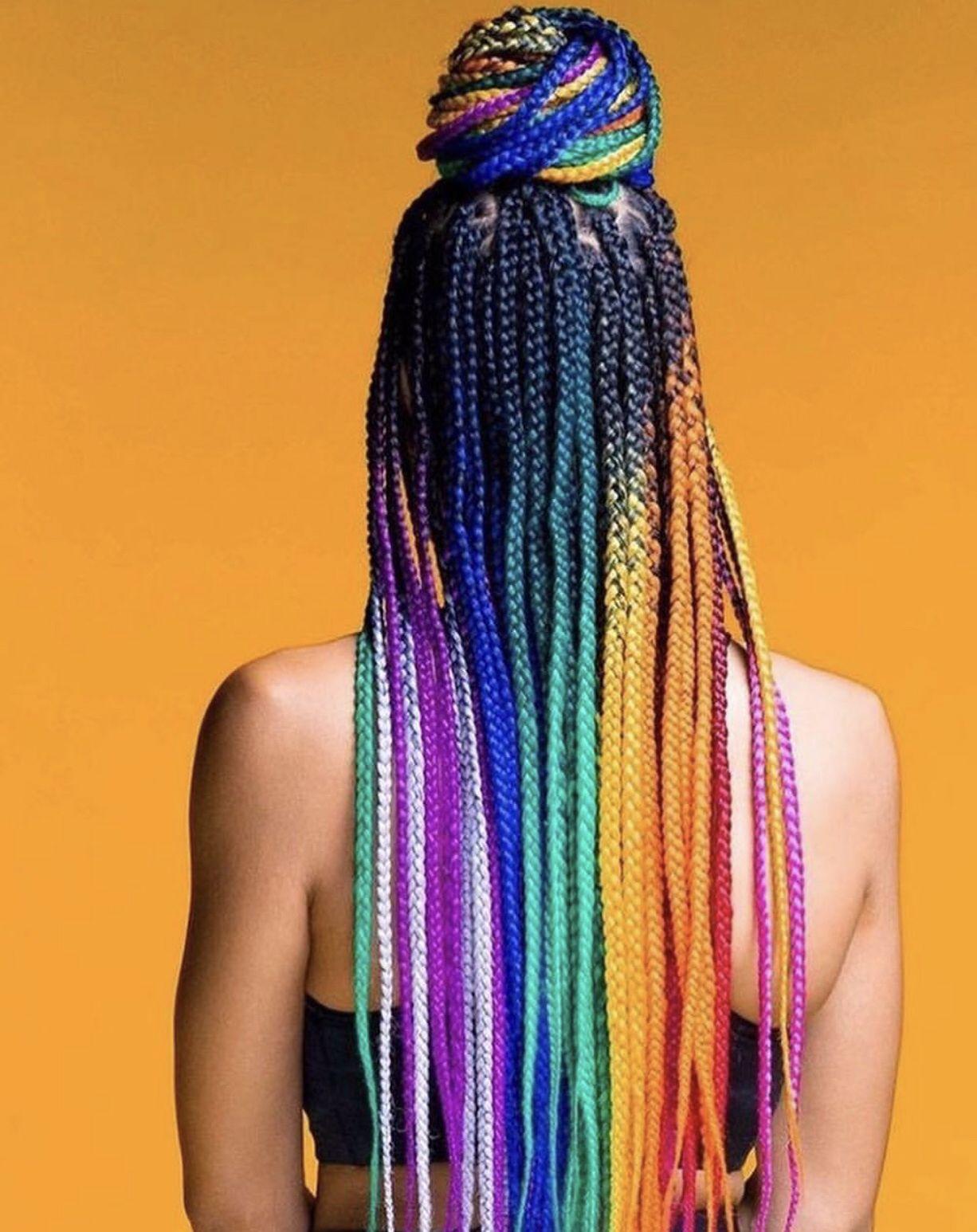 So Pretty Braids For Black Hair Natural Hair Styles