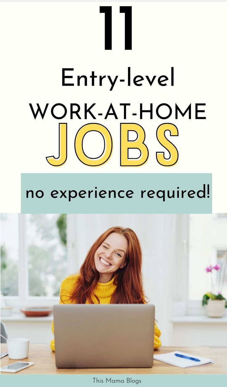 work from home jobs oregon entry level