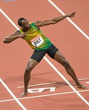 Usain Bolt - Wikipedia, the free encyclopedia