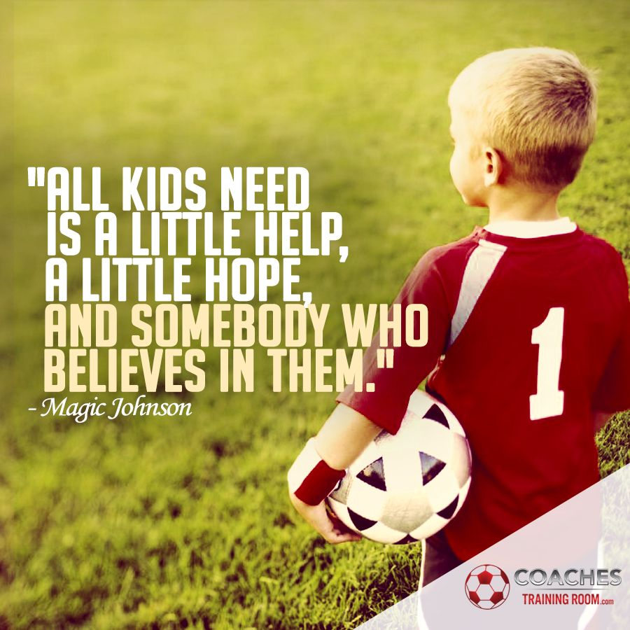 Soccer Quotes: Soccer Coaching Sessions For Kids