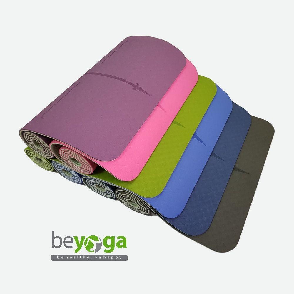 Thảm định Tuyến Beyoga Tpe 6mm Wallet Continental Wallet Yoga