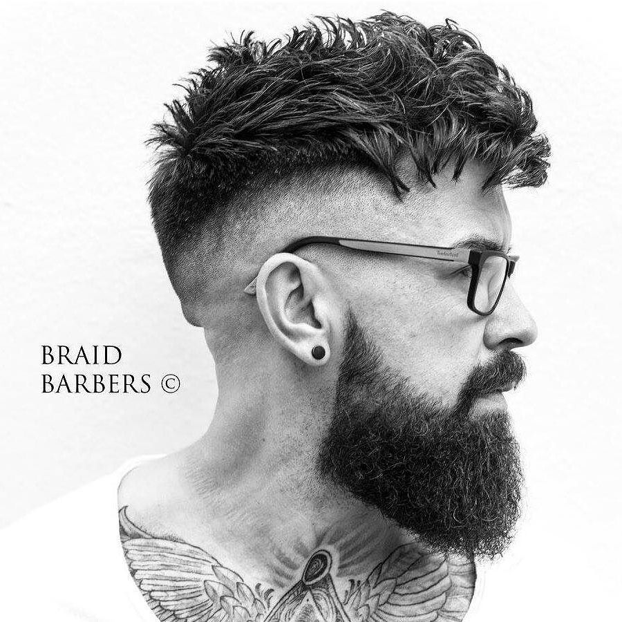 Men textured haircut  cool guyus haircuts  hair styles  pinterest  guy haircuts