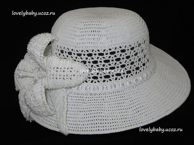 Crochet Hat + Diagrams #crochethats