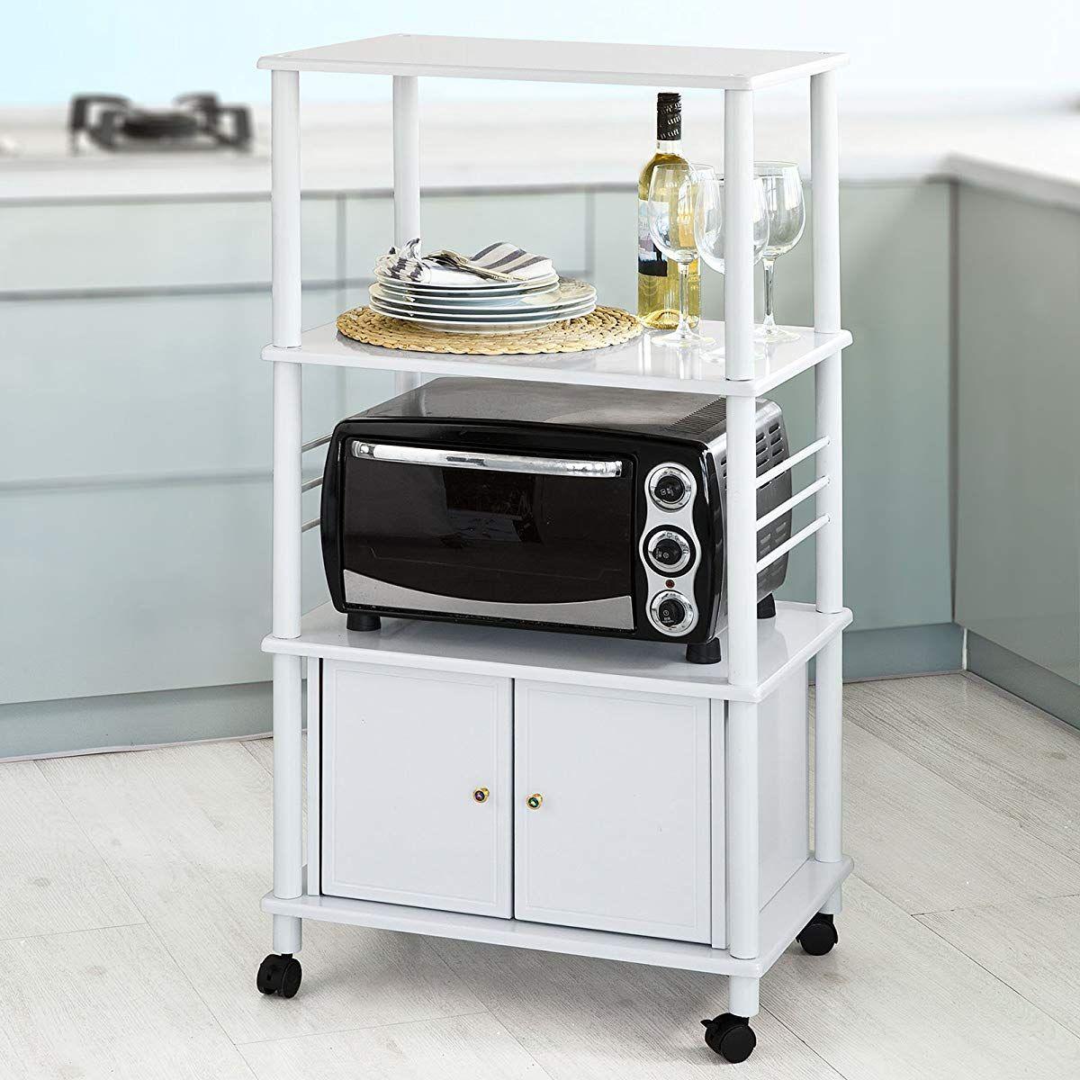 microwave shelf mini shelf kitchen