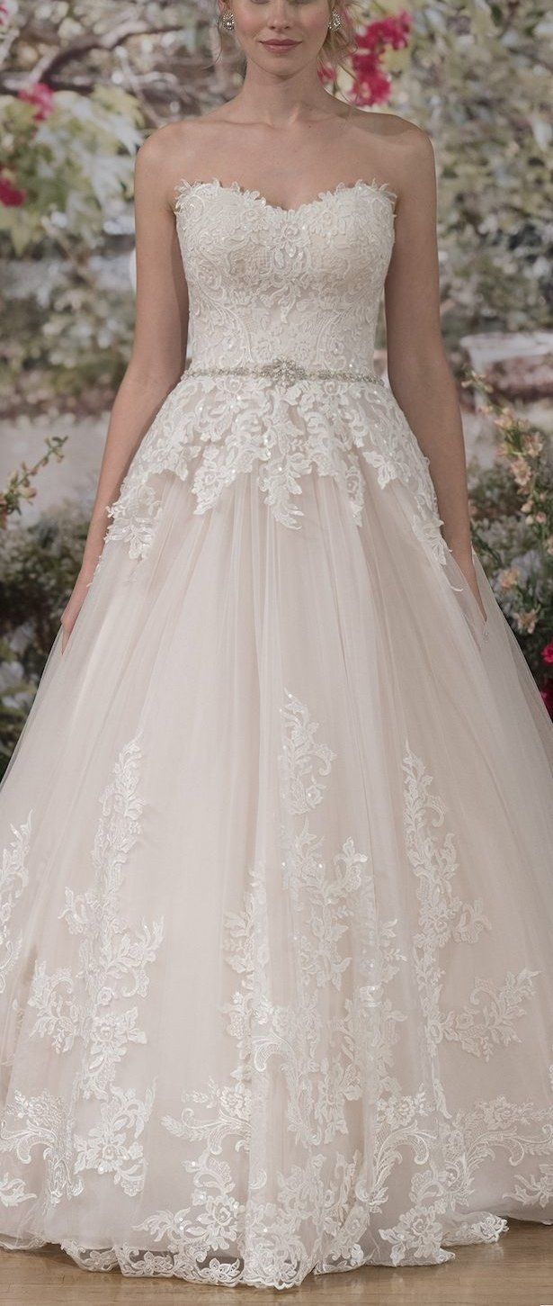 Maggie Sottero Wedding Dresses Fall 2017 | Character inspiration ...