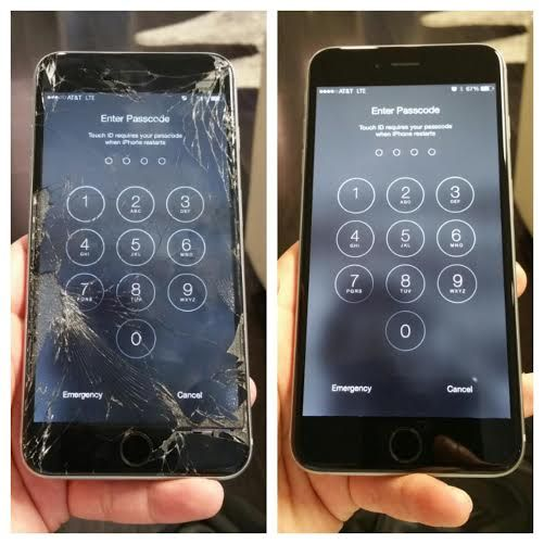 Apple iPhone Repair Cracked Screen & Replacement Services NY in 2019