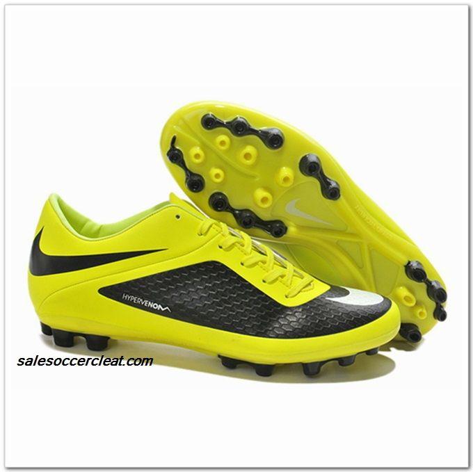 a757e9dc0ec0 Nike Hypervenoms Phatal AG Mens 2014 Yellow  61.00