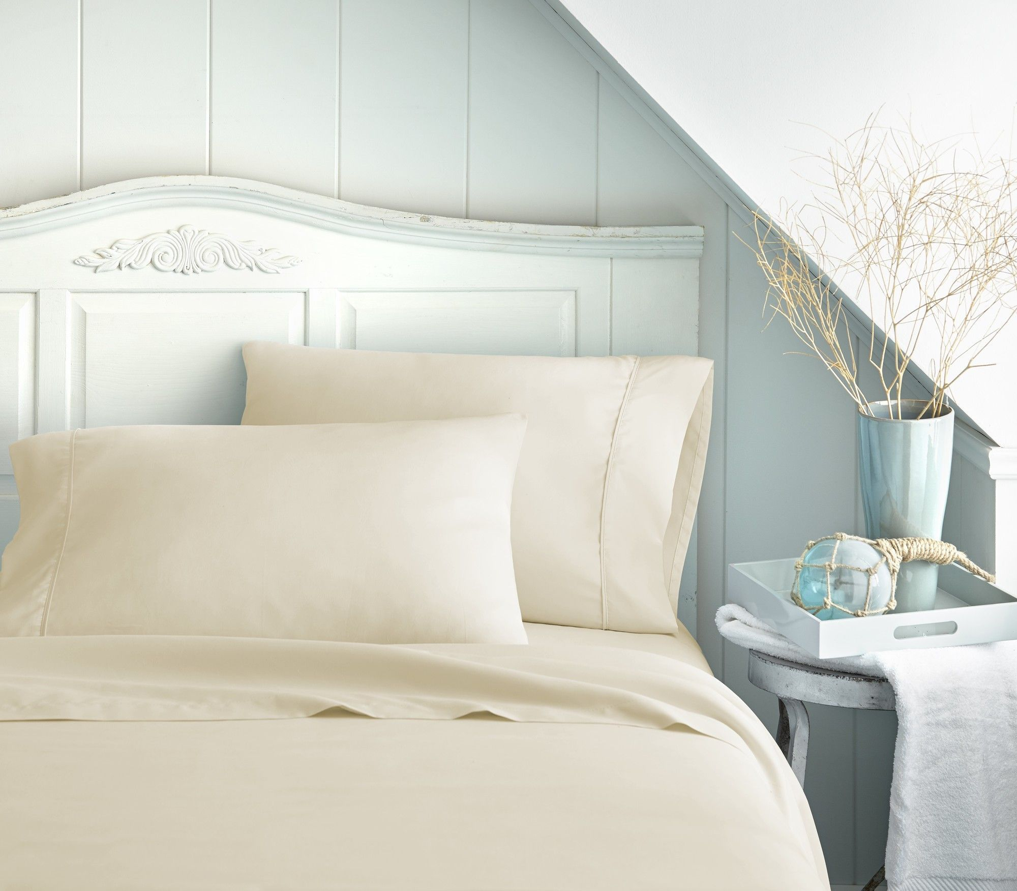 Becky cameron thread count sheet set products pinterest
