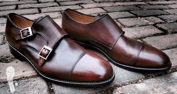 ddaaf31051d82 Shoepassion Double Monk Shoe Review — Gentleman's Gazette | Double ...