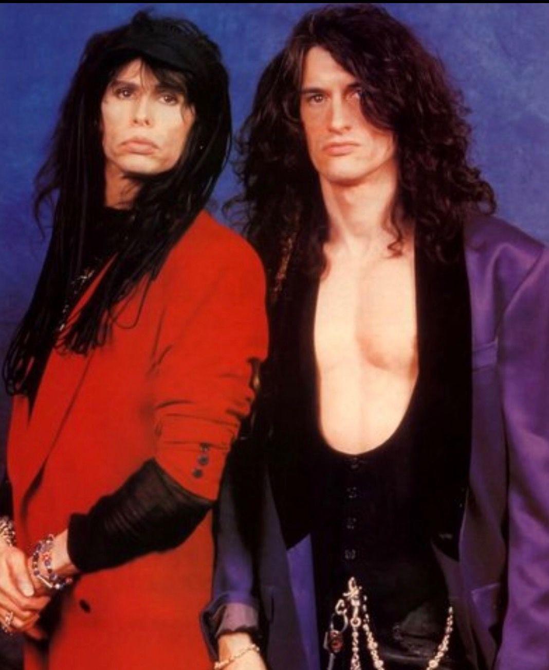 Pin by Judith Williams on Aerosmith . Steven Tyler , Joe