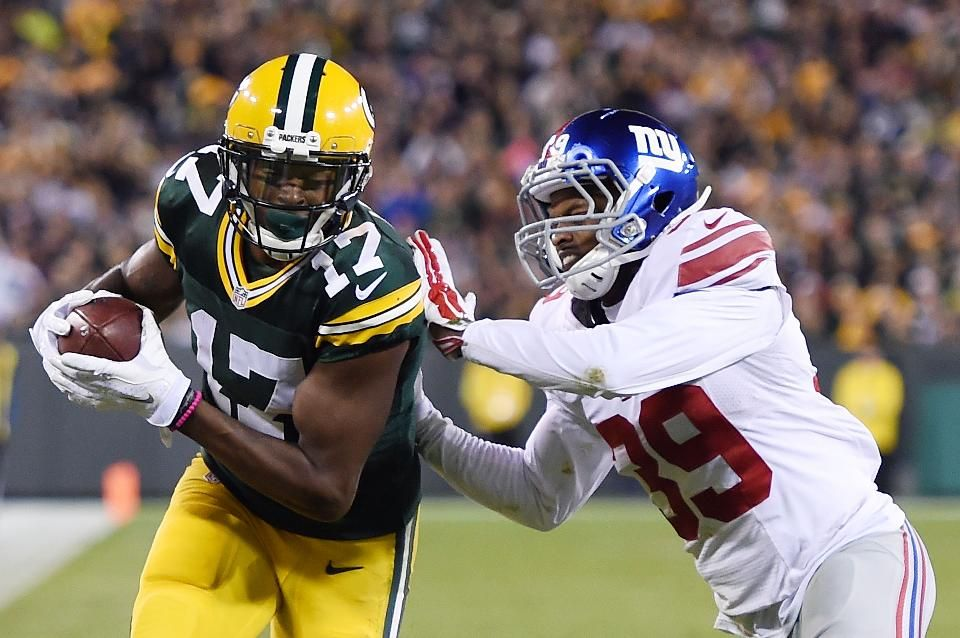 nfl playoffs new york giants vs green bay packers nfc wild