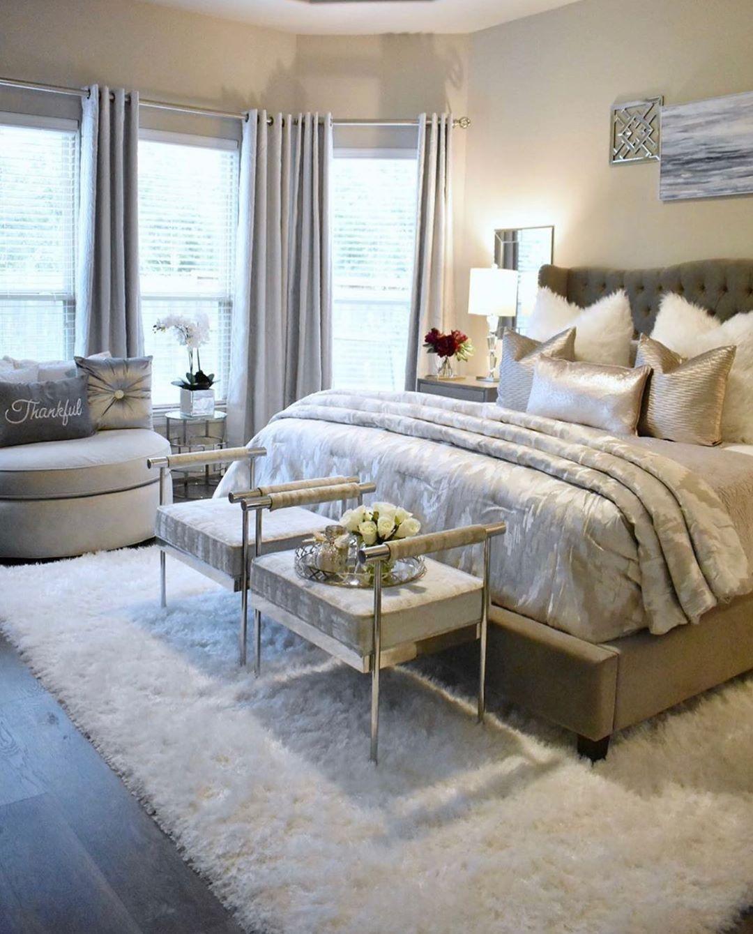 Helloo Gorgeous Prettiest Bedroom Design By Popsofcolorhome What S Your F Bedroom Bedroomdecor Bedroomgoals Bedroominspo Be Home Decor Shops Interior Design Home Decor Online
